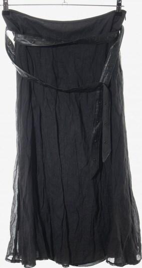 Basset High Waist Rock in L in schwarz, Produktansicht
