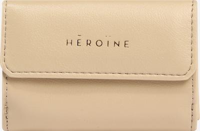 Piniginė 'MAYA' iš Maison Hēroïne , spalva - smėlio, Prekių apžvalga