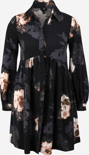 River Island Petite Košulja haljina 'Lisa ' u bež / crna, Pregled proizvoda