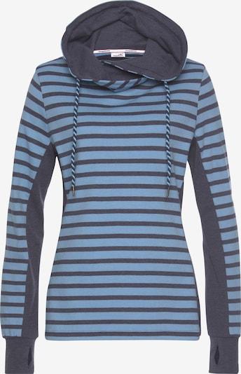 KangaROOS Sweatshirt in navy / hellblau, Produktansicht