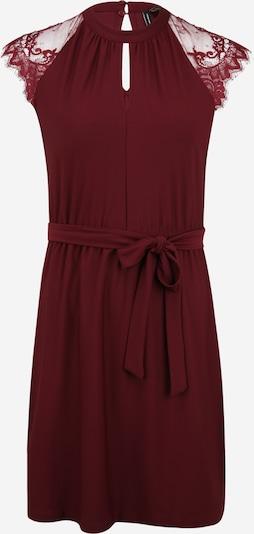 Vero Moda Petite Kleid 'MILLA' in weinrot, Produktansicht