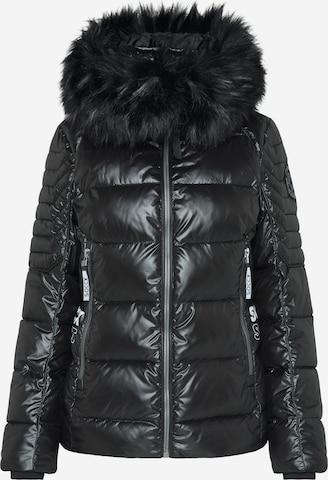 Soccx Winter Jacket in Black