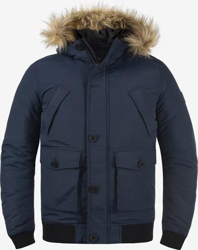 !Solid Winterjacke 'Frio' in blau / marine / navy / dunkelblau, Produktansicht