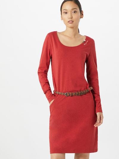 Ragwear Kleid 'Montana' in rot, Modelansicht