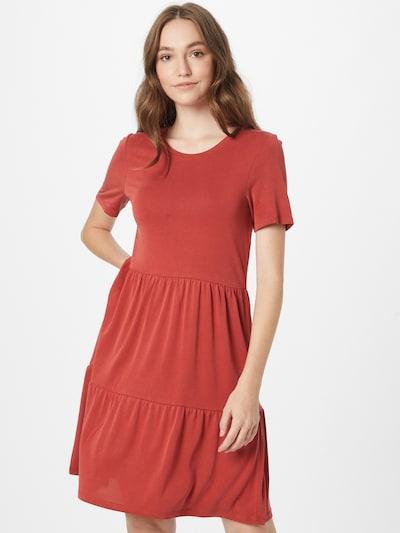 VERO MODA Kleid 'FILLI' in rot, Modelansicht