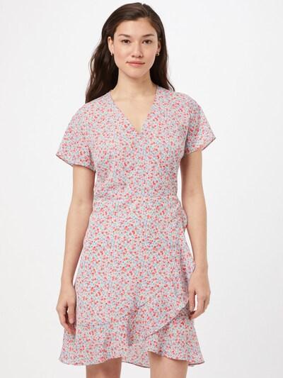 világoskék / rózsaszín Neo Noir Nyári ruhák 'Malta Rosy Garden Dress', Modell nézet