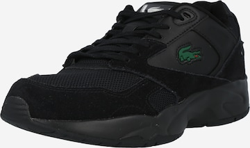 Sneaker bassa 'Storm 96' di LACOSTE in nero
