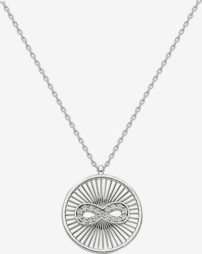 Dkeniz Silberkette 'Coin Infinity' in silber, Produktansicht