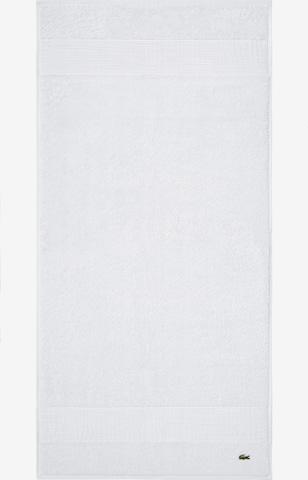 LACOSTE Set 'LE CROCO' in White
