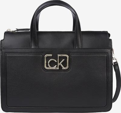 Calvin Klein Rokassomiņa melns / Sudrabs, Preces skats