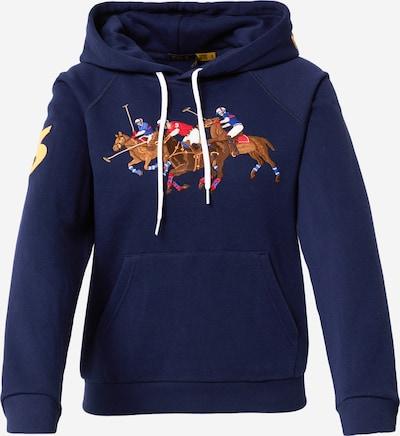POLO RALPH LAUREN Sweatshirt in Navy / Mixed colours, Item view