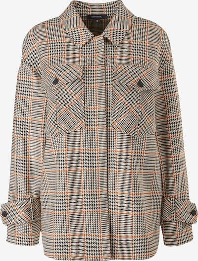 COMMA Between-Season Jacket in Grey / Mixed colors, Item view