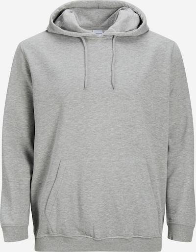 Jack & Jones Plus Sweat-shirt en gris clair, Vue avec produit