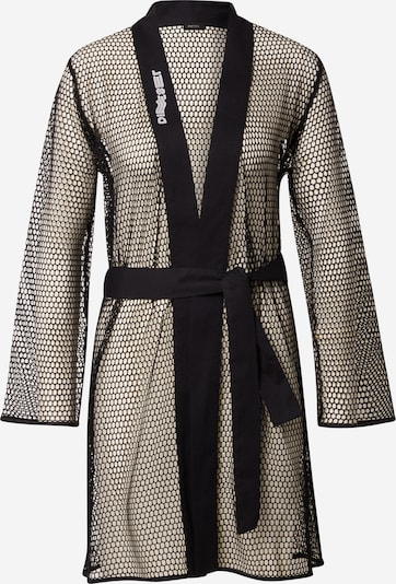 DIESEL Kimono | črna / bela barva, Prikaz izdelka
