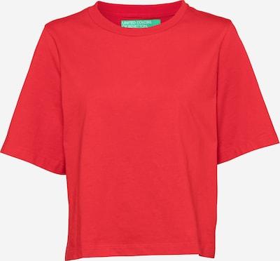 Maglietta UNITED COLORS OF BENETTON di colore granatina, Visualizzazione prodotti