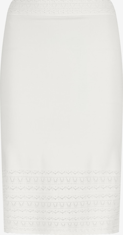 Nicowa Skirt 'SANIRO' in White