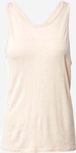 Sportiniai marškinėliai be rankovių 'Ease' iš Casall , spalva - smėlio, Prekių apžvalga