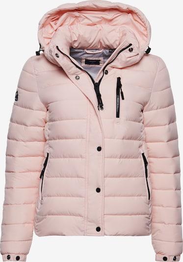 Geacă de iarnă 'Fuji' Superdry pe roz deschis, Vizualizare produs