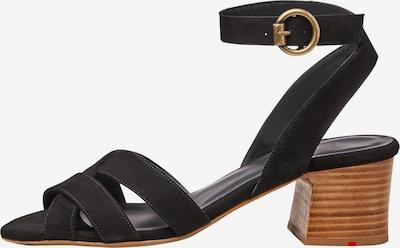 LLOYD Sandale in schwarz, Produktansicht