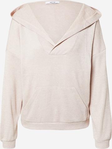 Sweat-shirt 'Anian' ABOUT YOU en beige