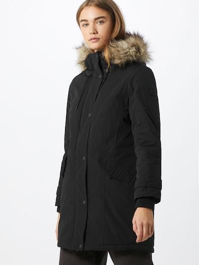 s.Oliver Vinterfrakke i sort, Modelvisning