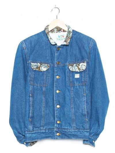 Sasch Jeansjacke in XL-XXL in blau, Produktansicht