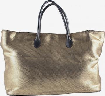 CHRISTIAN VILLA Bag in One size in Bronze