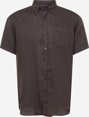 ESPRIT Hemd in Schwarz