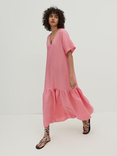 EDITED Vestido 'Hadlee' en rosa, Vista del modelo