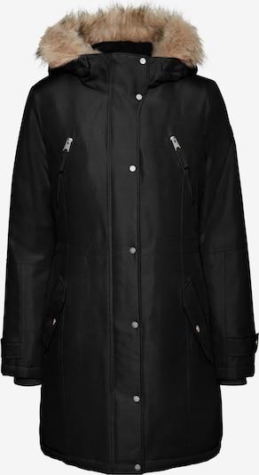 VERO MODA Winterparka 'Expeditiontrack' in de kleur Zwart, Productweergave