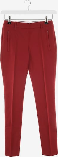 Sportmax Hose in XXS in rot, Produktansicht