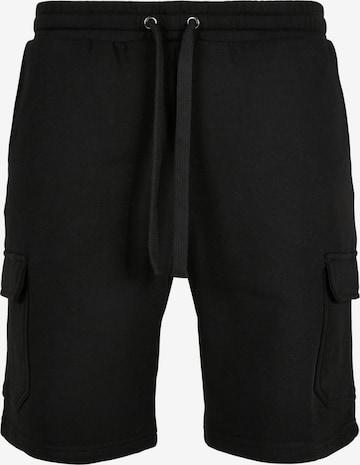 Urban Classics Klapptaskutega püksid, värv must