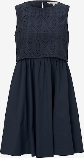 TOM TAILOR DENIM Summer dress in dark blue, Item view
