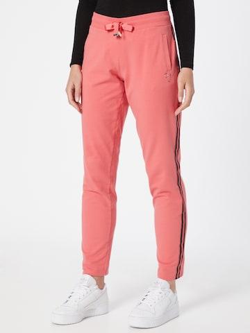 Pantaloni 'Oh La La Paris' di Soccx in rosa
