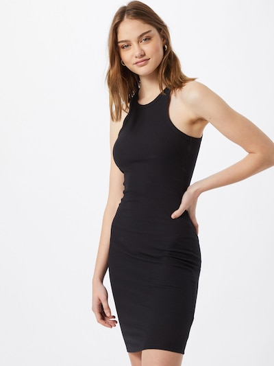 Cotton On Kleid 'KIRSTY' in schwarz, Modelansicht
