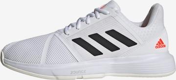 ADIDAS PERFORMANCE Sportschuh 'CourtJam Bounce' in Weiß
