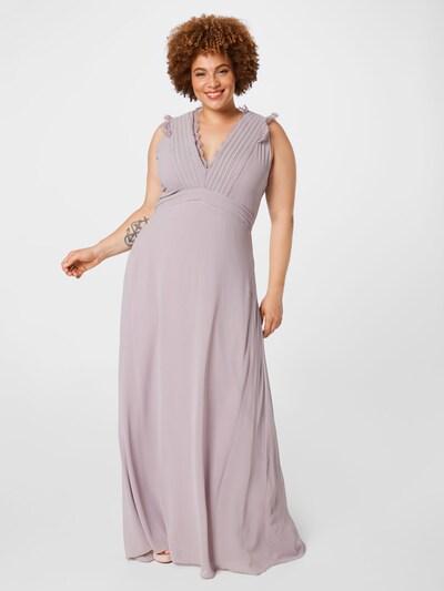 Rochie de seară 'LAVINA' TFNC Plus pe roz pastel, Vizualizare model