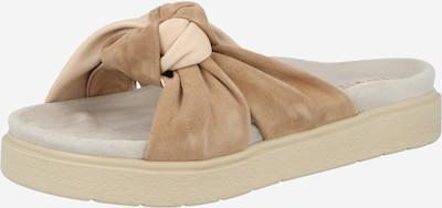 """INUIKII Чехли в телесен цвят / цвят """"пясък"""", Преглед на продукта"""