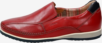 SIOUX Slipper in Rot