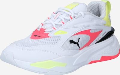 PUMA Sneaker low 'RS-Fast Pop' i gul / pink / sort / hvid, Produktvisning