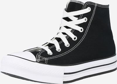 CONVERSE Sneaker 'CTAS EVA LIFT' in schwarz / weiß, Produktansicht