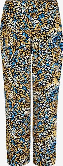 COMMA Pantalon en mélange de couleurs, Vue avec produit