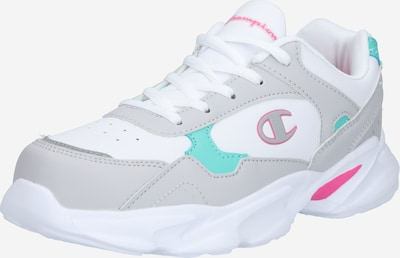 Champion Authentic Athletic Apparel Schuhe 'PHILLY' in grau / jade / pink / weiß, Produktansicht