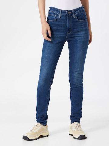 Jeans '721' de la LEVI'S pe albastru