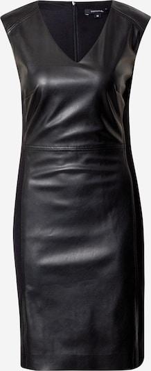COMMA Kokerjurk in de kleur Zwart, Productweergave