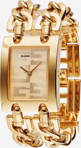 Orologio analogico di GUESS in oro