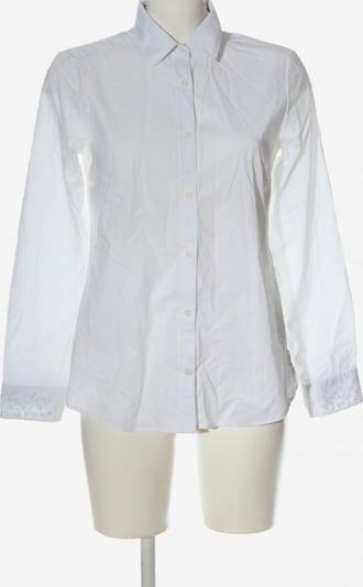 Walbusch Langarmhemd in S in weiß, Produktansicht