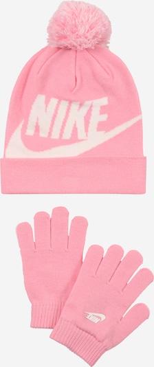 Nike Sportswear Set 'SWOOSH ' in Pink / White, Item view