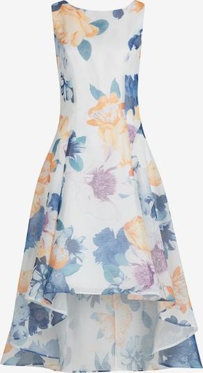 Vera Mont Cocktailkleid mit Blumenprint in creme, Produktansicht