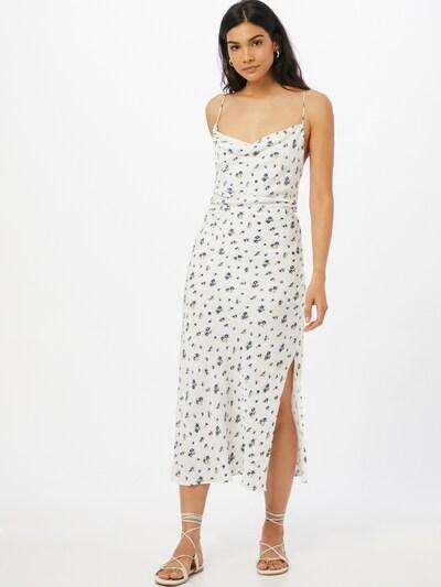 Samsoe Samsoe Ljetna haljina 'Apples' u nebesko plava / žuta / svijetlozelena / crna / bijela, Prikaz modela